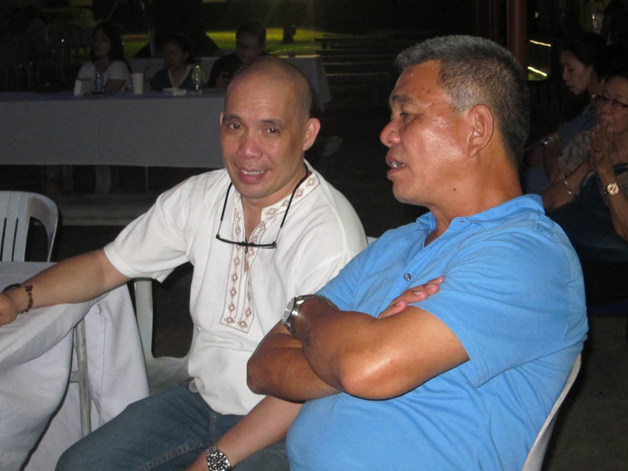 Co-Parent with Zaldy Zaldivar