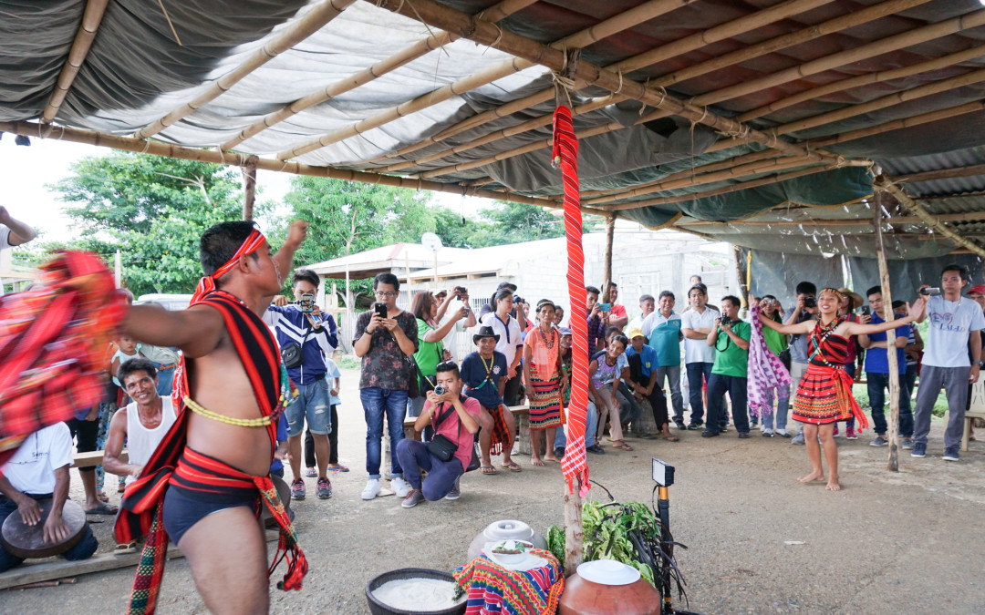 Tribal Wedding In Barangay San Marcos